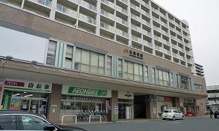 JR水前寺駅